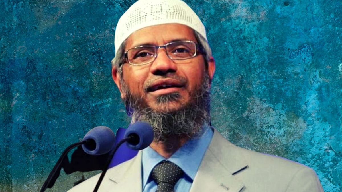 Delhi Riots: Police Tries to Link Accused to Zakir Naik, Both Deny