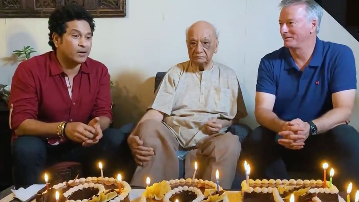 India's oldest first-class cricketer Vasant Raiji has passed away. He was 100.