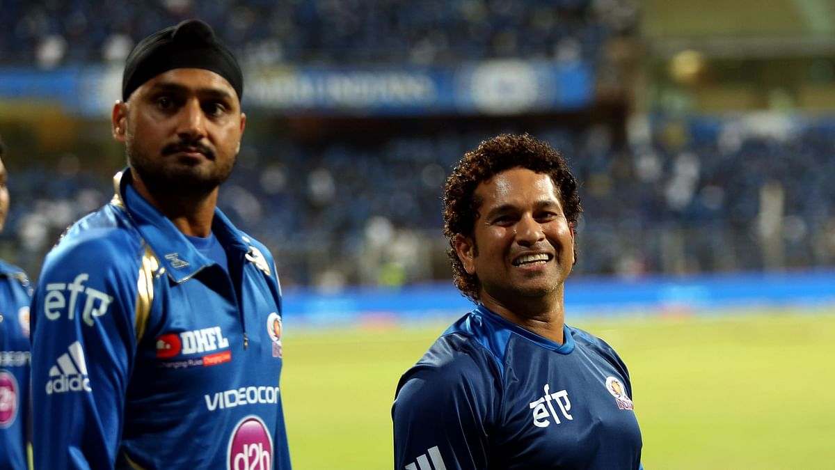 Sachin's Advice Early In My Career Helped Me a Lot: Harbhajan