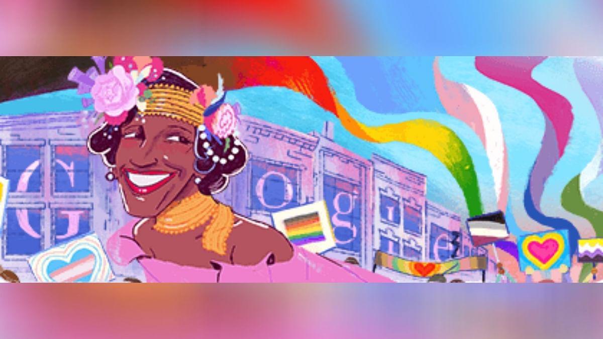 Pride Month: Google Celebrates LGBTQ+ Activist Marsha P Johnson
