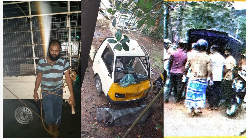 In 2 separate incidents, Muslim men legally transporting buffalo & its meat, were waylaid and thrashed in Mangaluru. FIRs have been registered in both cases.