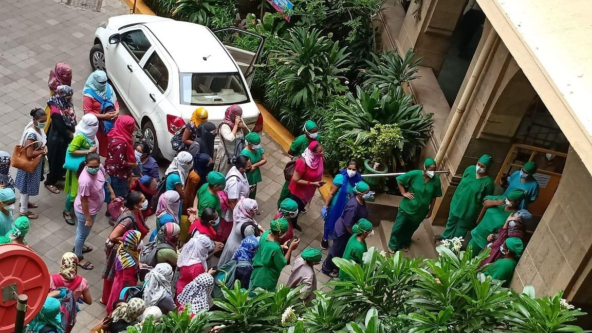 'No Beds, Wards For Us': Why Did KEM Nurses Go on Strike?