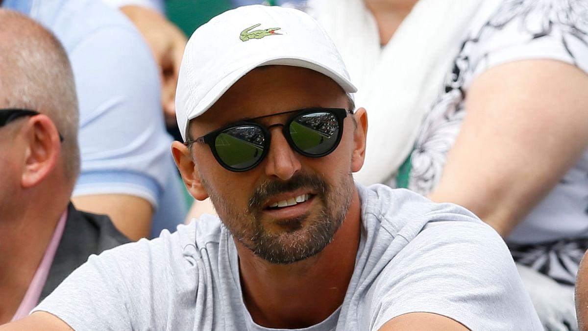 Novak Djokovic's coach and former Wimbledon champion Goran Ivanisevic is the latest to test positive for coronavirus.