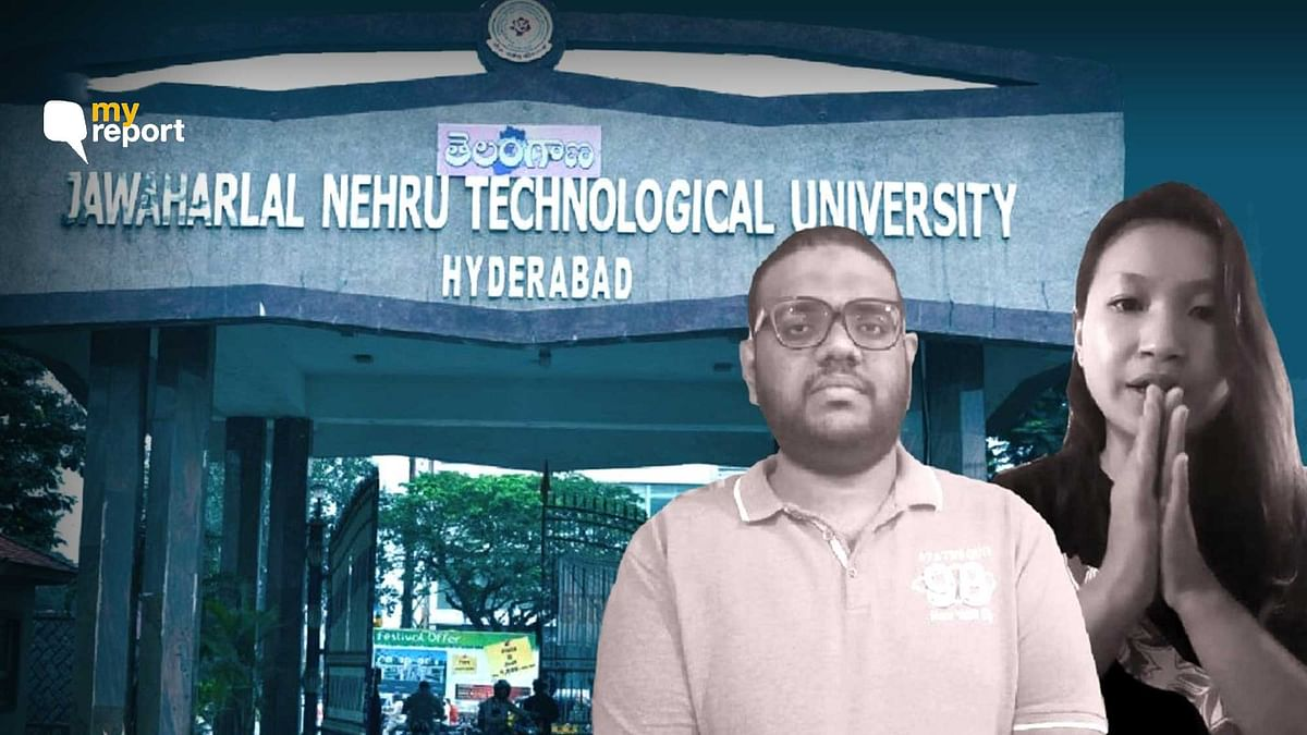 JNTU Students Won't Have Minded Exams, But What If We Catch COVID?