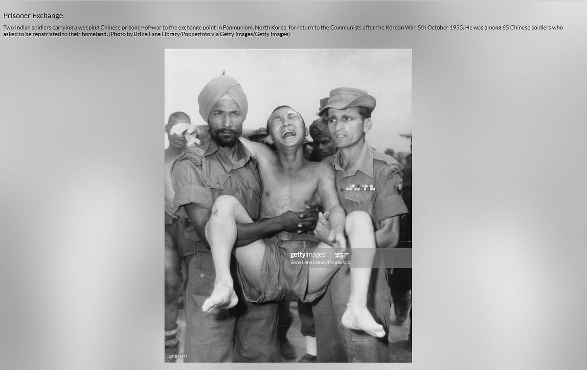 No, This Image is Not From the 1967 Indo-China Nathu La Conflict