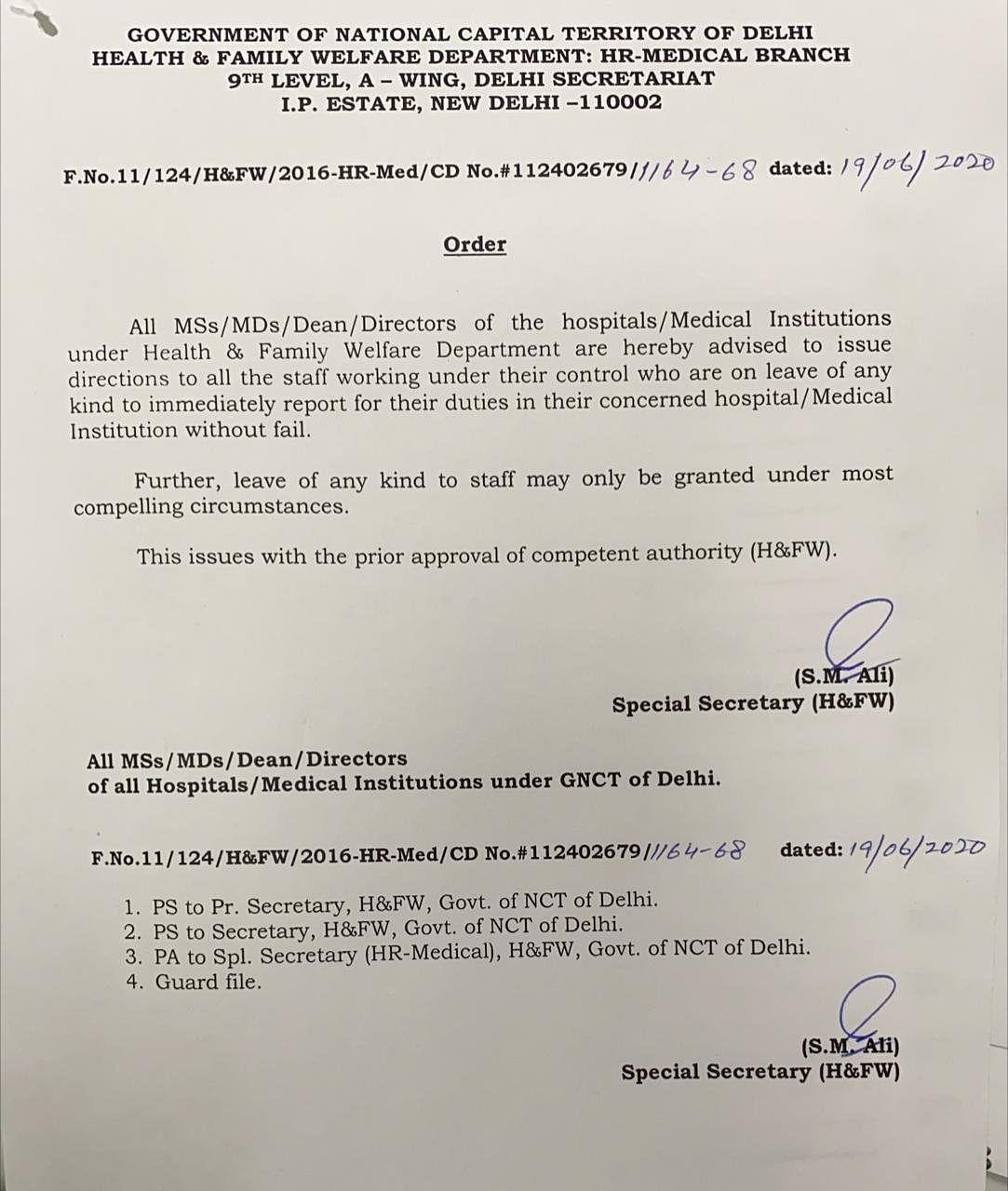 After Pushback, Delhi LG Rolls Back Institutional Quarantine Order
