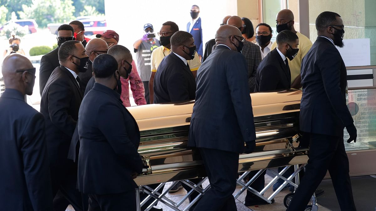 'He's Going to Change the World': George Floyd Laid to Rest in US