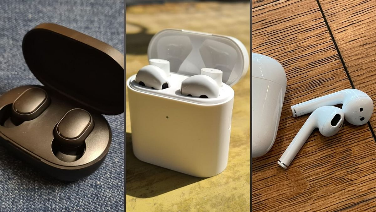 A lot of smartphone makers have launched their own wireless headphones in the recent months.