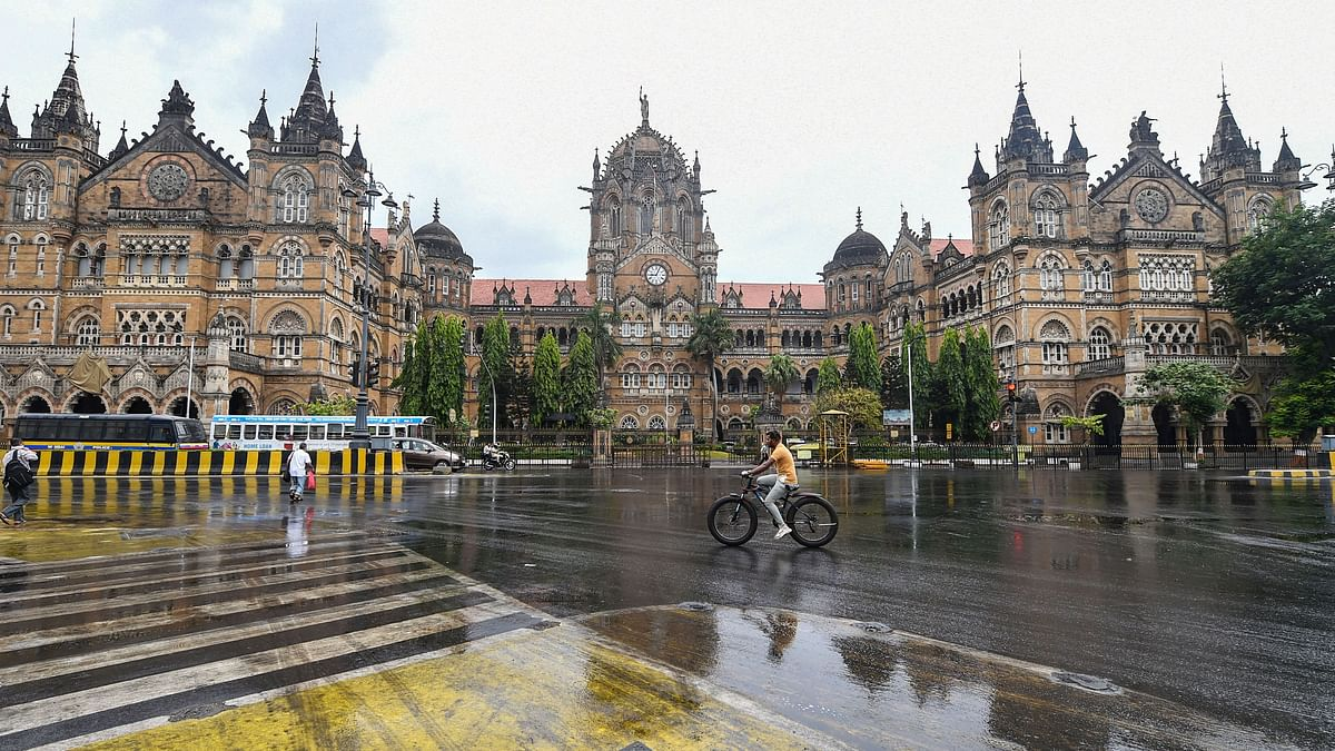 Mumbai Likely to Receive Heavy Rainfall Today, Says Met Department