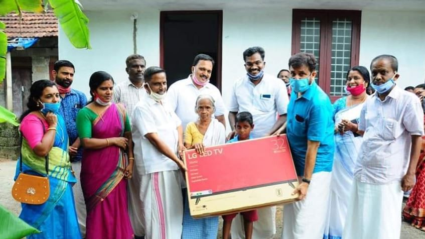Here's How Kerala's TV Challenge is Helping Reduce Digital Divide