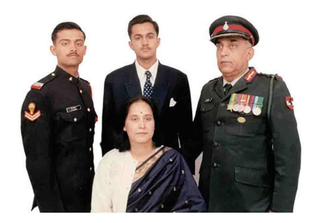 The Thapar Family.