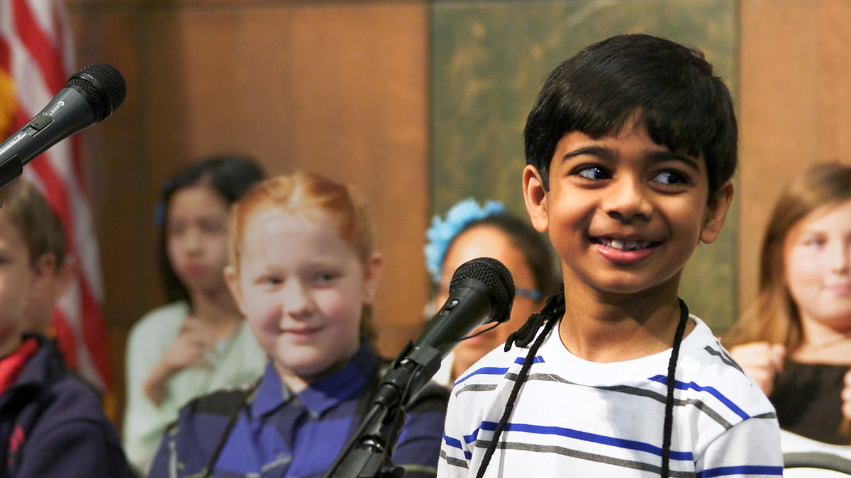 In Netflix's 'Spelling the Dream', Indian-American Kids Dazzle