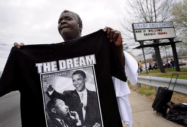 Barack Obama's election felt like a turning point: it wasn't.
