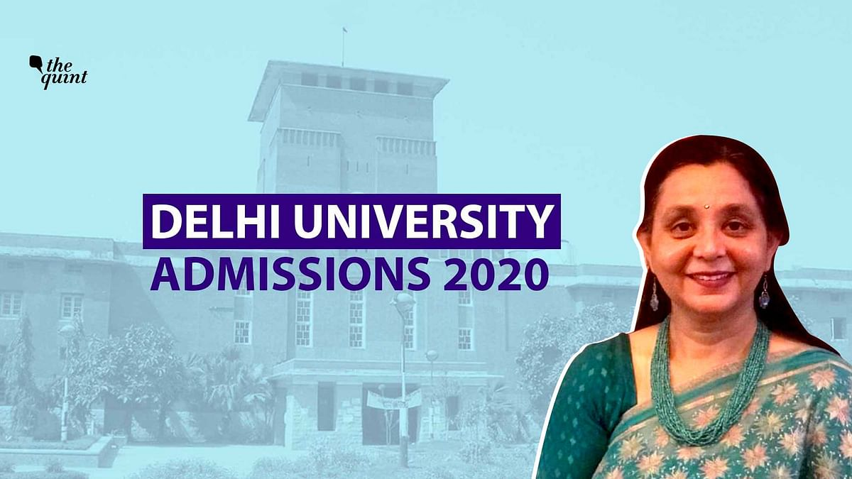 Delhi University Admissions 2020: Dean Answers Students' Queries