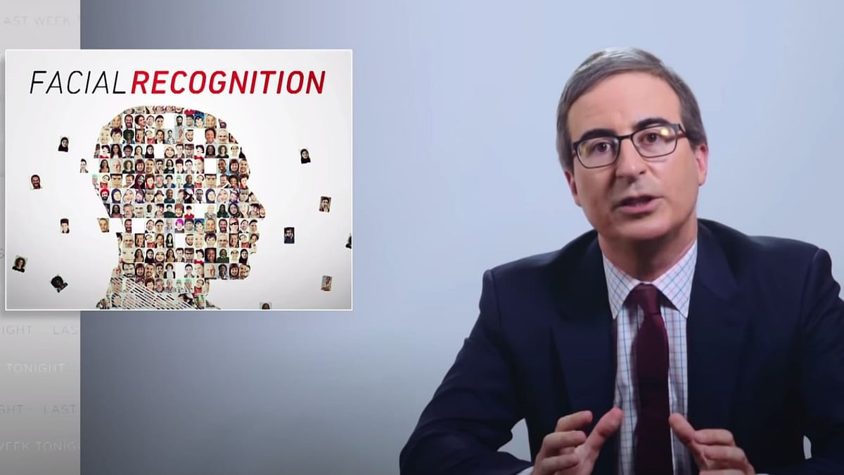 Facial Recognition Tech in Severe Need of Regulation: John Oliver