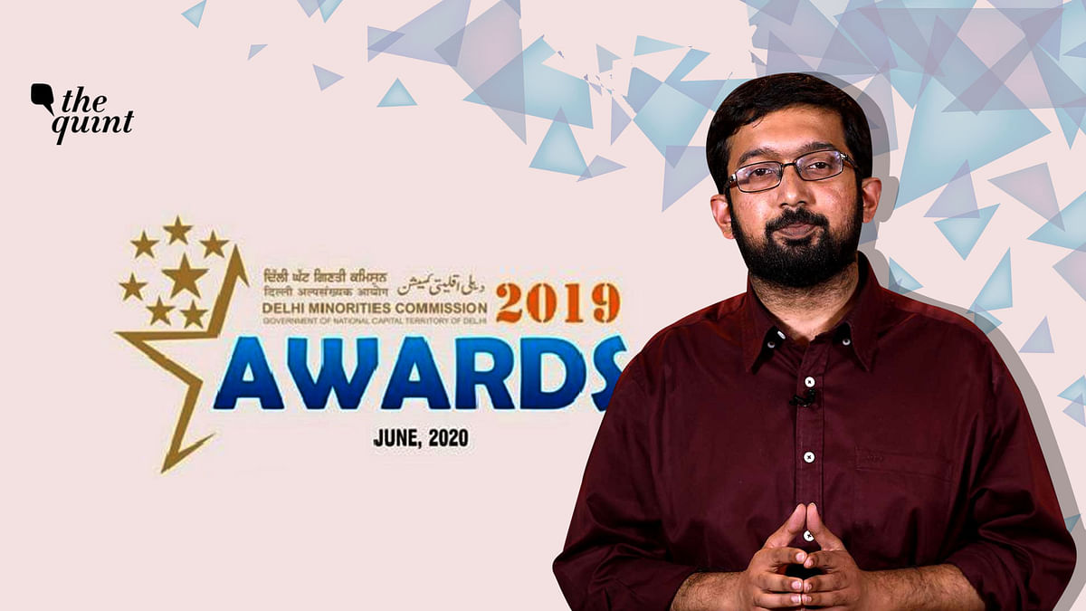 The Quint's Journalist Receives DMC Award for Reporting on Masses