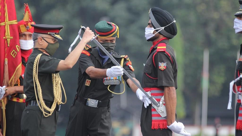 Chief of Army Staff General MM Naravane reviewed the Passing Out Parade of IMA, Dehradun. Image used for representation only.