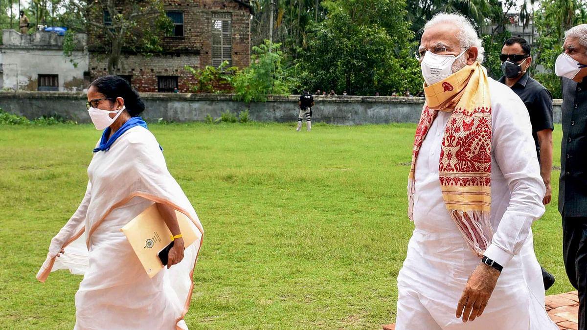 'Half Truth': Mamata Reacts to Modi's Attack in Address to Farmers