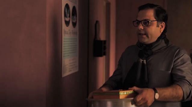 Sagar Deshmukh plays the newly divorced Joshi.