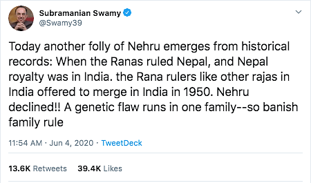 Nehru Rejected Rana's Offer to Merge With Nepal? Experts Weigh In