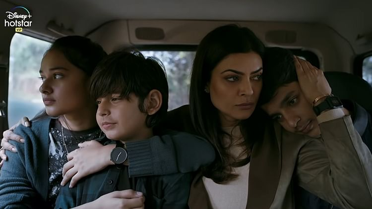 Sushmita Sen, director Ram Madhvani talk about making 'Aarya'.