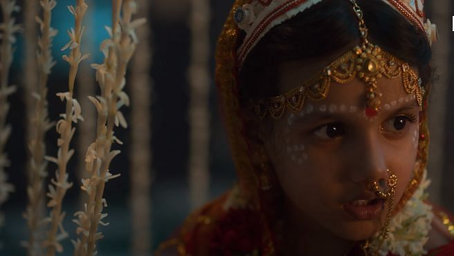 A still from <i>Bulbbul.</i>