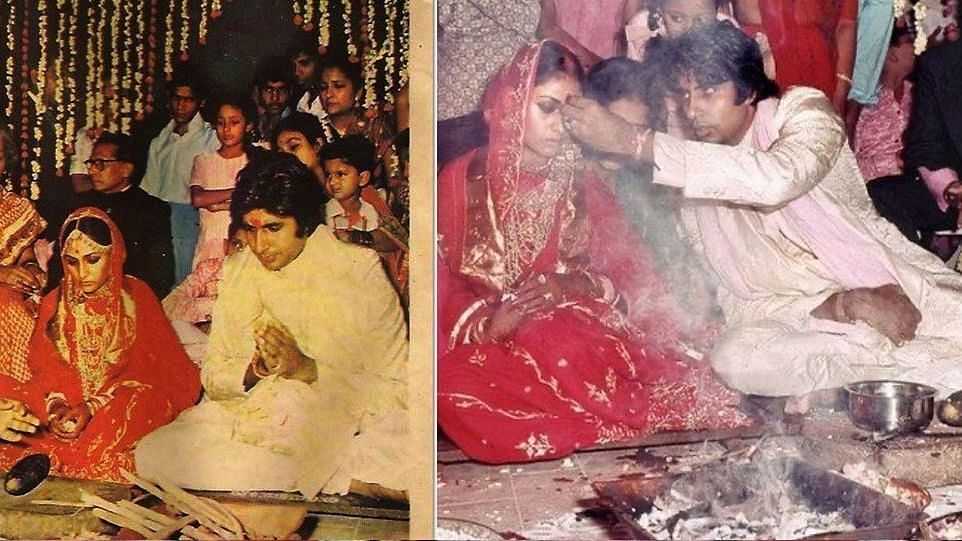 Big B Reveals the Unknown Story of His Wedding to Jaya Bachchan