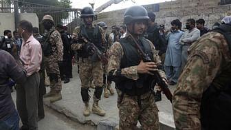 Karachi Stock Exchange Building Attack: 4 Gunmen, 6 Others Dead