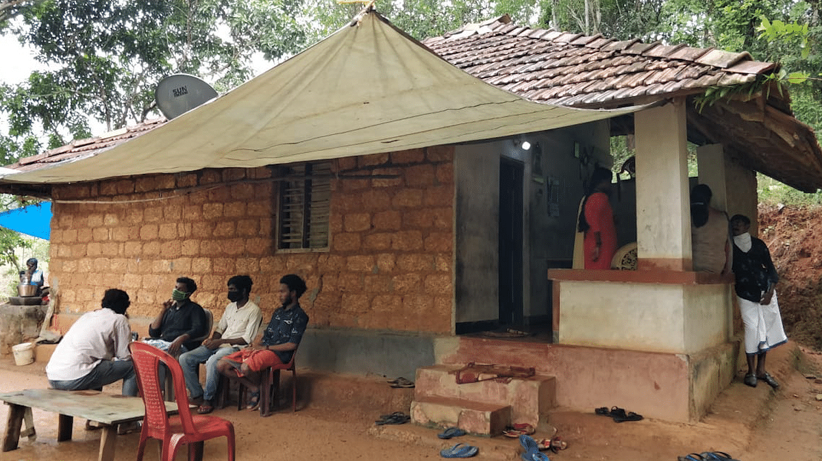 The Class 10 student lived in the Mankeri Dalit colony in the Walanchery area of Kerala's Malappuram district.