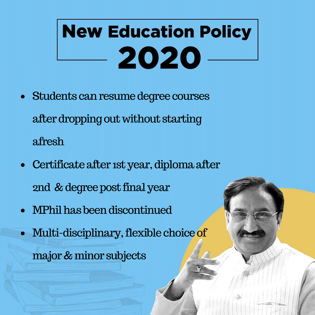 National Education Policy 2020: Here's All You Need to Know