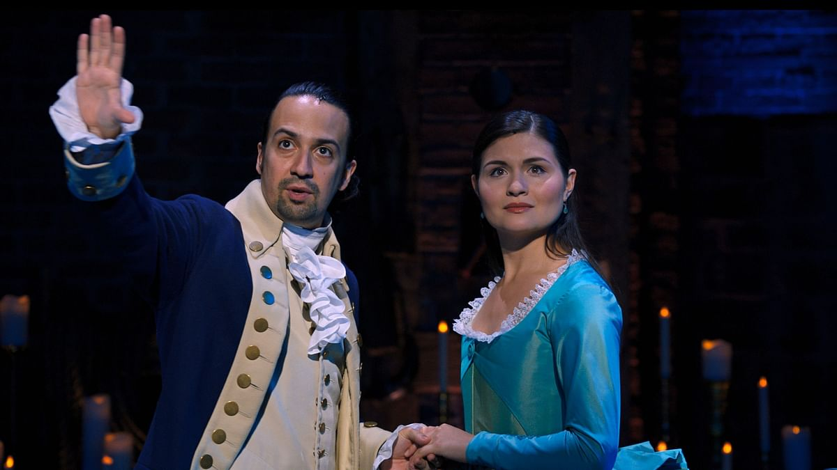 Review: 'Hamilton' Is a Contemporary Take on American History
