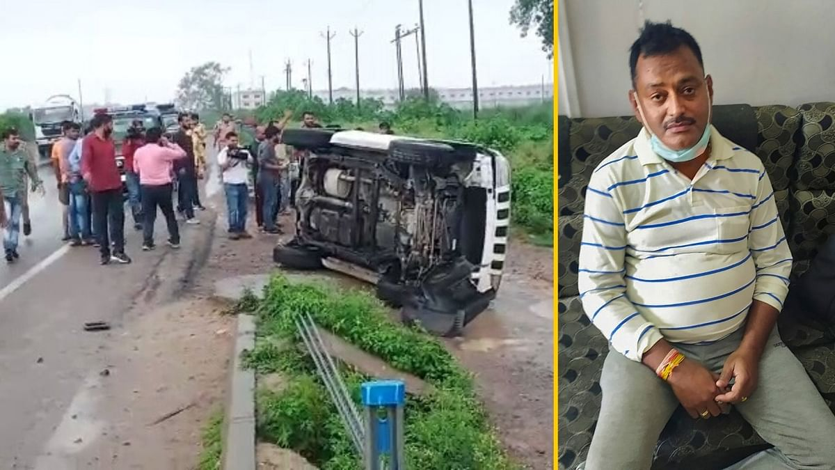 UP Gangster Vikas Dubey Killed in Encounter, Attempted to 'Flee'