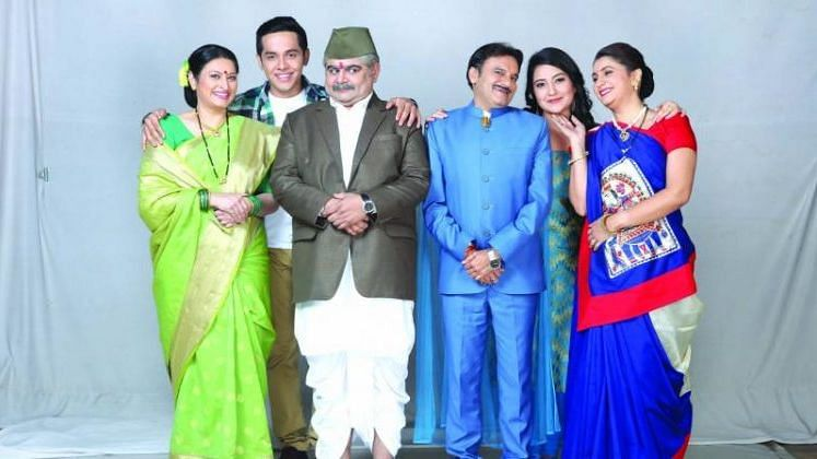 A member of the TV show 'Bhakharwadi' crew died of COVID-19.