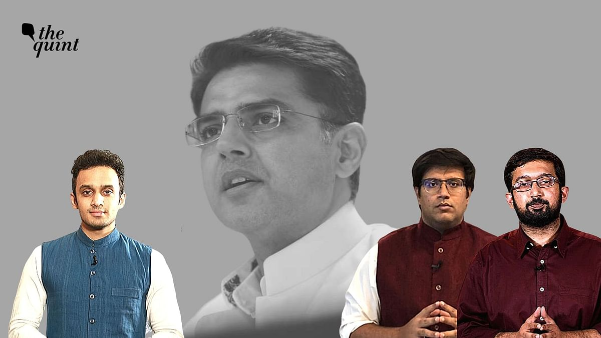 In a relief for rebel Congress leader Sachin Pilot's camp, the Supreme Court on Thursday, 23 July, allowed Rajasthan High Court to pass orders, as scheduled.