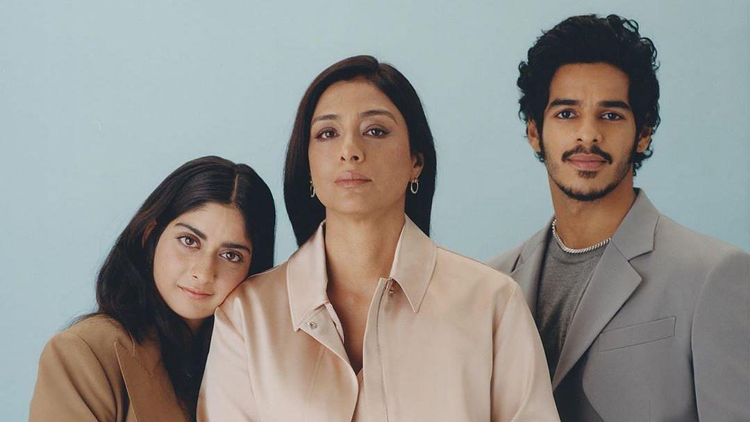 Ishaan, Tabu, Tanya Maniktala star in Mira Nair's 'A Suitable Boy'.