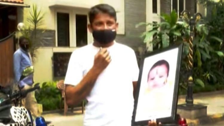 Protests Outside K'taka CMO After Baby Dies Without Medical Aid