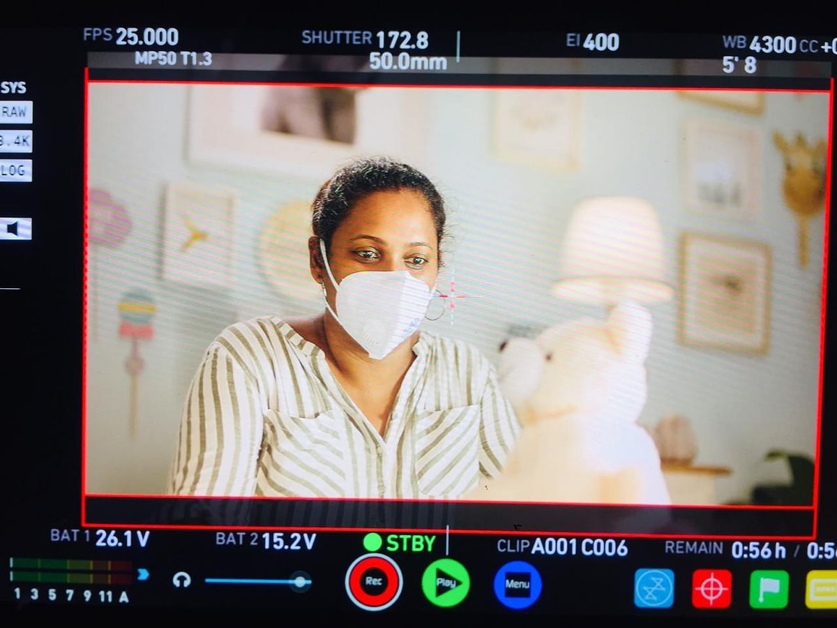 Viji said that directors are taking extreme precaution while shooting during the pandemic.