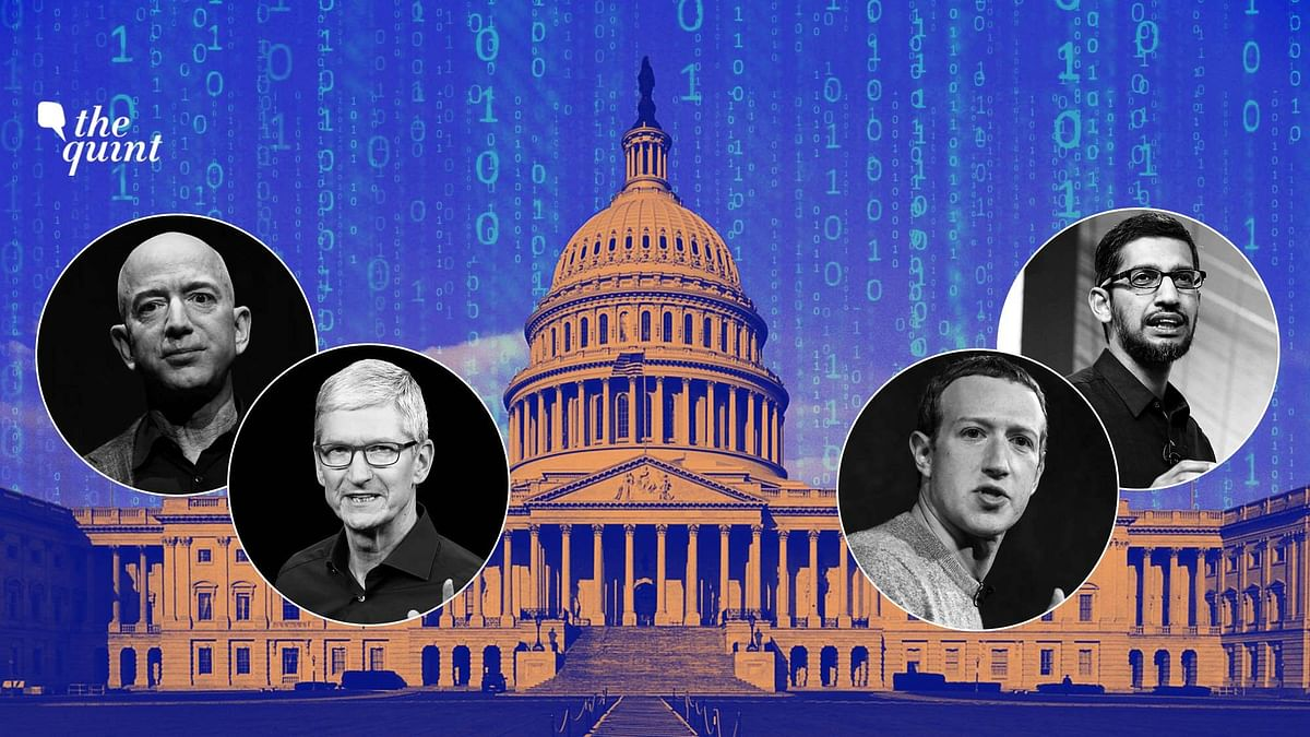 US Cong Picks on Pichai; Corners Bezos, Zuckerberg in 5Hr Grilling