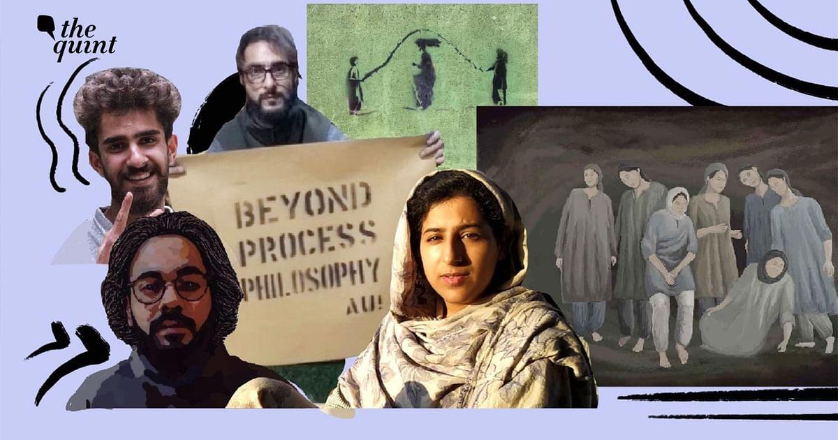 'Born Amid Curfew': Impact of Conflict on Kashmiri Minds & Art