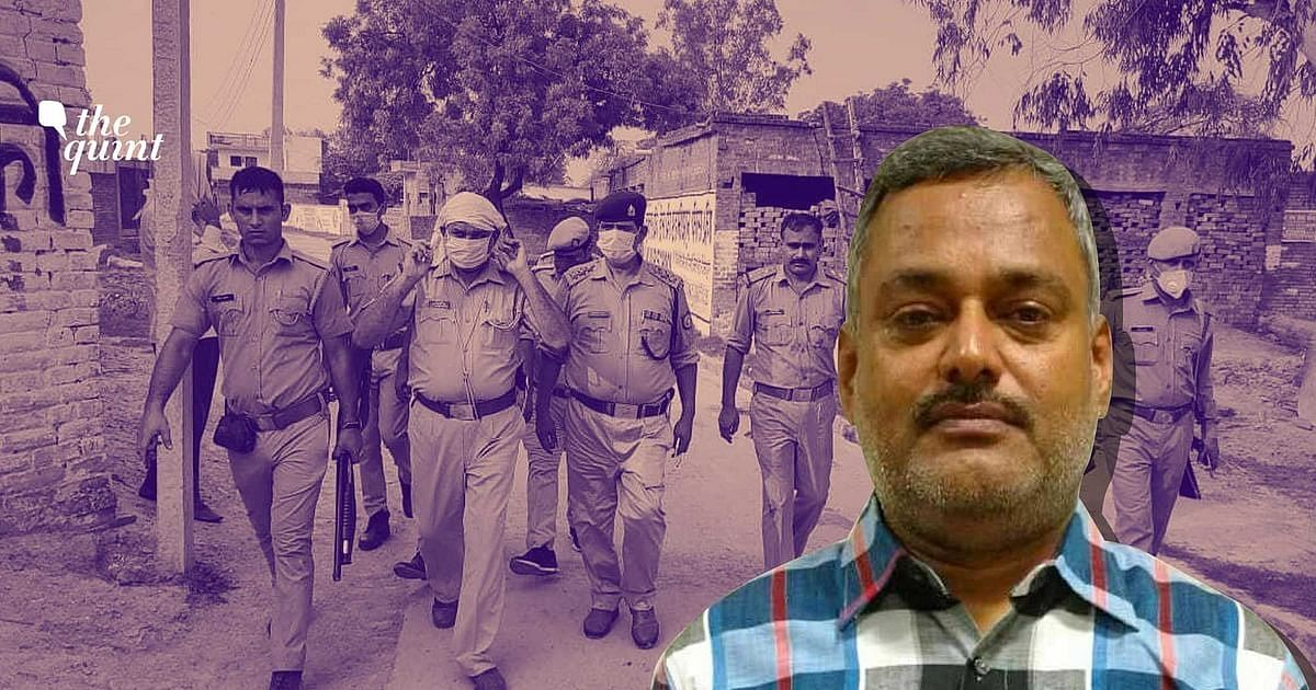 Kanpur Encounter: The Hunt For Gangster Vikas Dubey