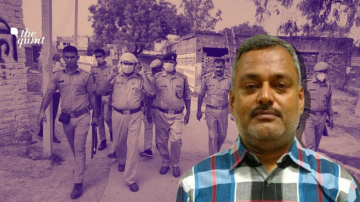 Of 21  Accused in Kanpur Encounter, 6 Killed, 4 Arrested: UP ADG