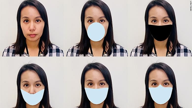 Here's How Face Masks Are Thwarting Facial Recognition Technology