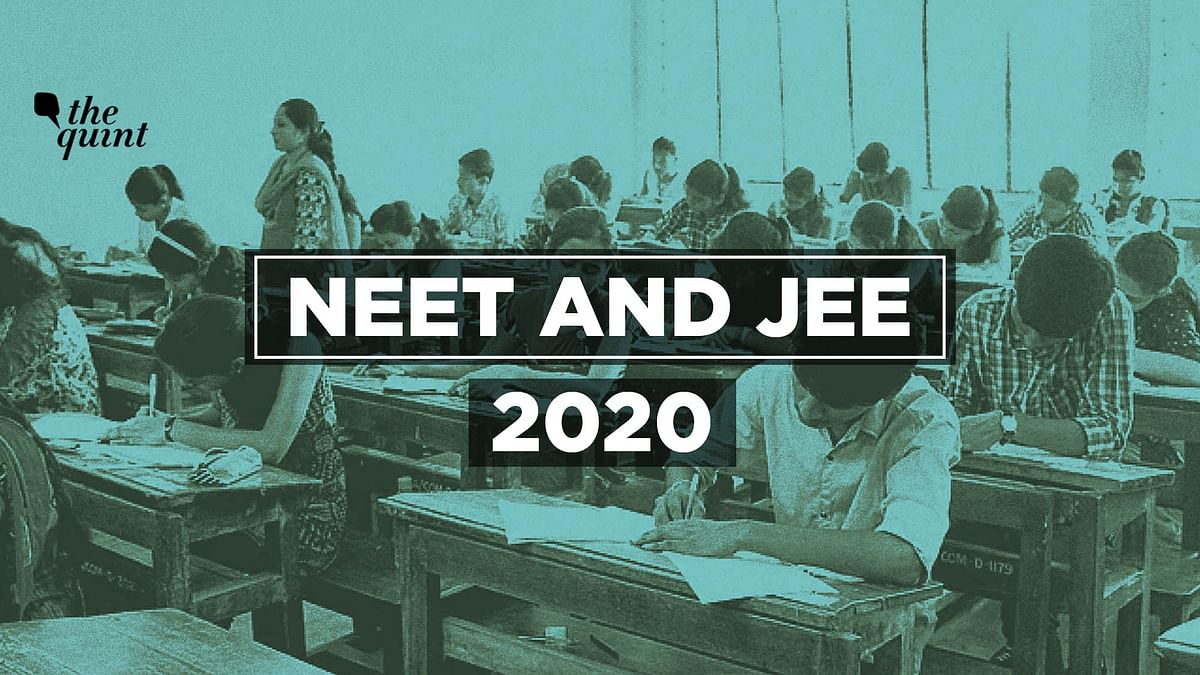 Minor Writes to CJI Seeking Postponement of JEE Mains, NEET 2020