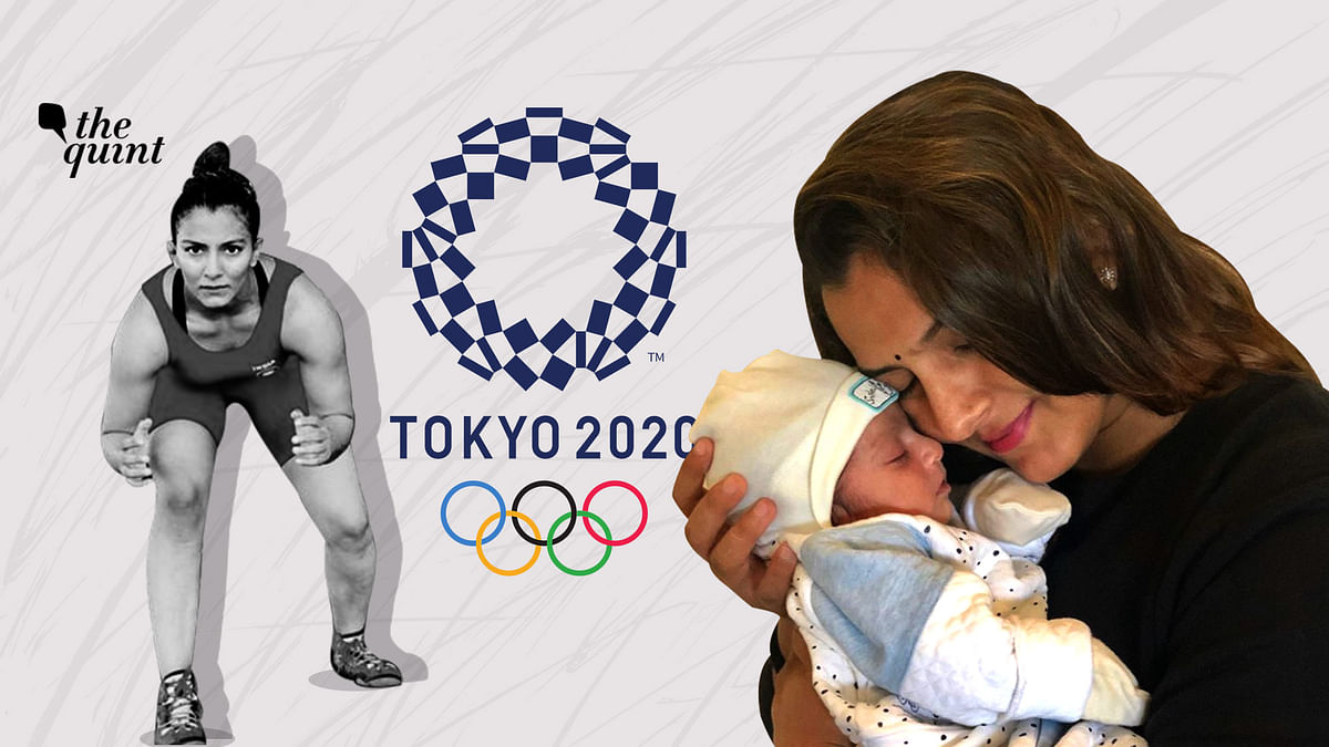New Mother Geeta Phogat Sets Sight on Postponed Tokyo Olympics
