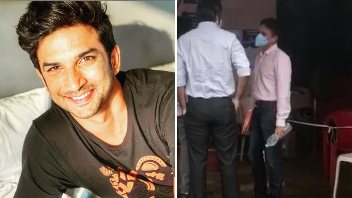 Dharma Productions' CEO Records Statement in Sushant Case