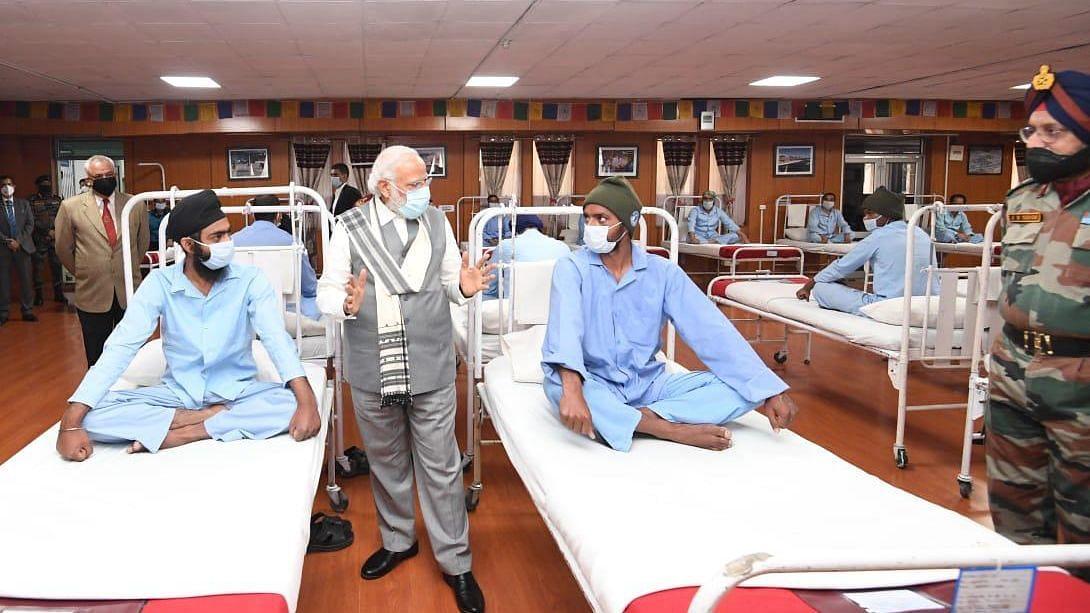 'Malicious': Army Slams Claims on Modi's Visit to Leh Hospital