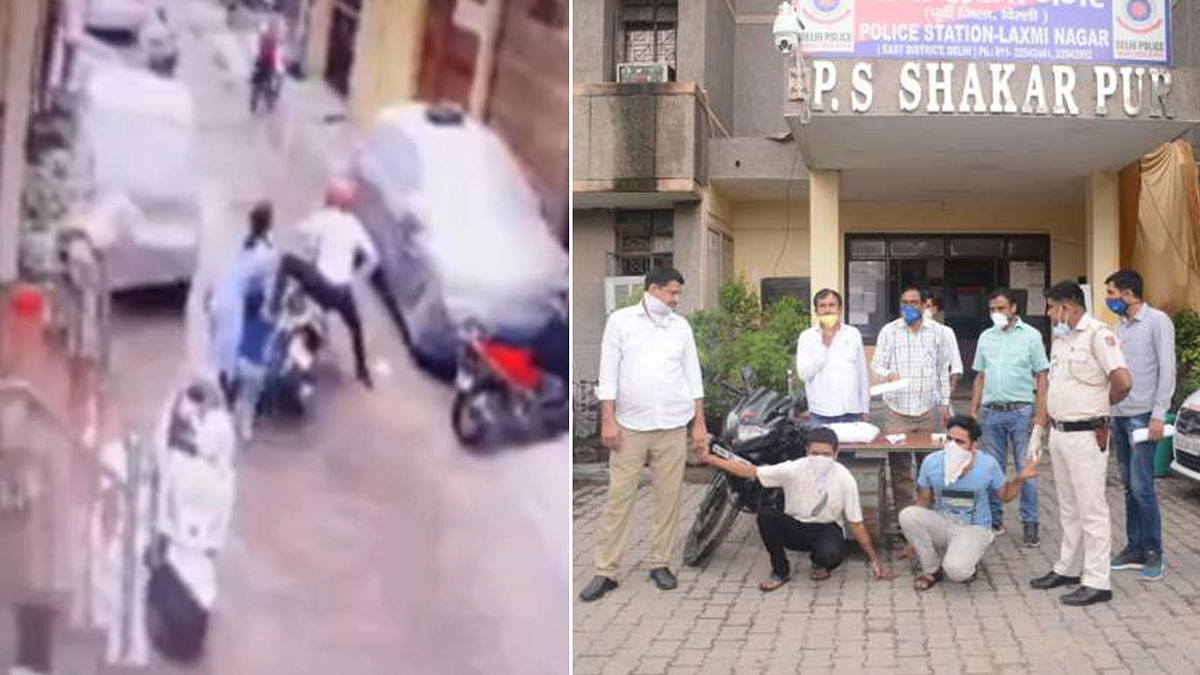 Mother Saves 4-Year-Old Daughter From Kidnappers in East Delhi