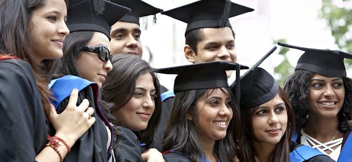 At present, there are over 2,00,000 Indian Students studying at universities in the United States.