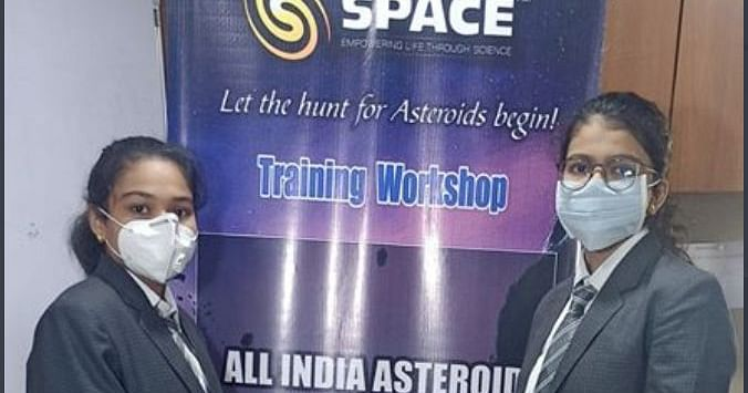 School Girls From Surat Discover Asteroid Moving Towards Earth