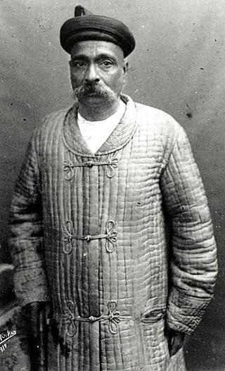 Bal Gangadhar Tilak.